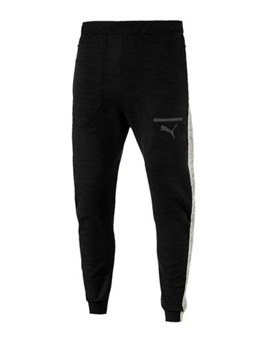 Puma Energy Training Three-Quarter Pants-BLACK-Small