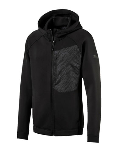 Puma Energy Training Full Zip Hoodie-BLACK-X-Large 89341746_BLACK_X-Large