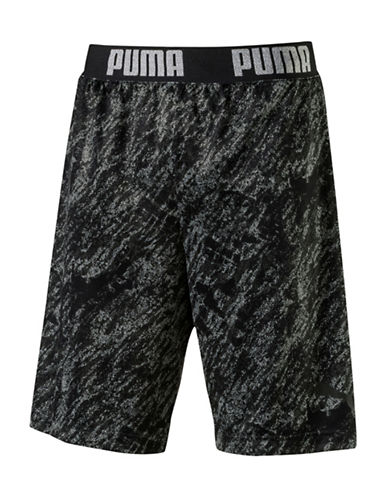 Puma Reversible Shorts-BLACK-Medium
