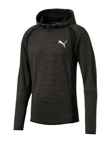 Puma Evostripe Ultimate Hoodie-BLACK-Small