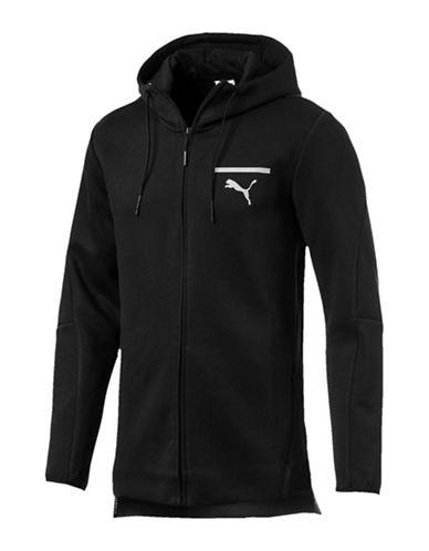 Puma Reflective Logo Hoodie-BLACK-XX-Large 89695499_BLACK_XX-Large