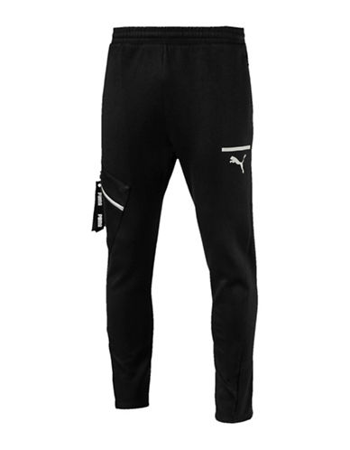 Puma Evo Tactile Cotton Pants-BLACK-Small 89695548_BLACK_Small