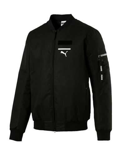 Puma Evo Bomber Jacket-BLACK-XX-Large 89695566_BLACK_XX-Large