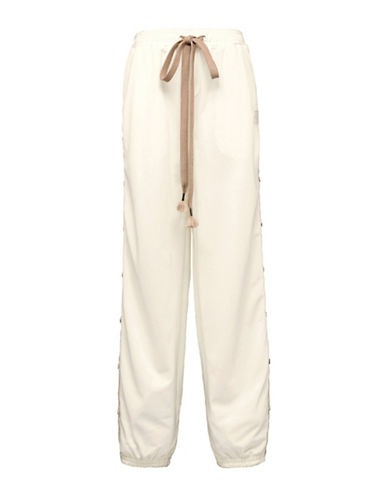 Puma Tearaway Track Pants-VANILLA ICE-Medium