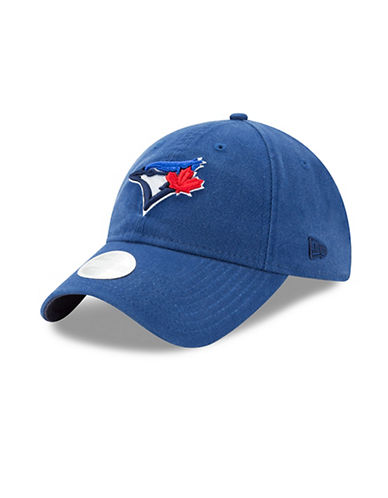 New Era Toronto Blue Jays Preferred Pick 9Twenty Adjustable Cap-ROYAL-One Size