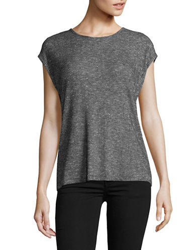 Rag & Bone/Jean Knot-Back Top-GREY-Small