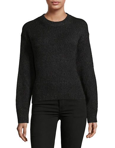 Rag & Bone/Jean Sheila Sweater-CHARCOAL-X-Small