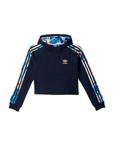 Adidas Originals Cropped Hoodie-MULTI-X-Small 88982596_MULTI_X-Small