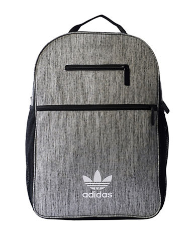 Adidas ESS Casual Backpack-WHITE-One Size
