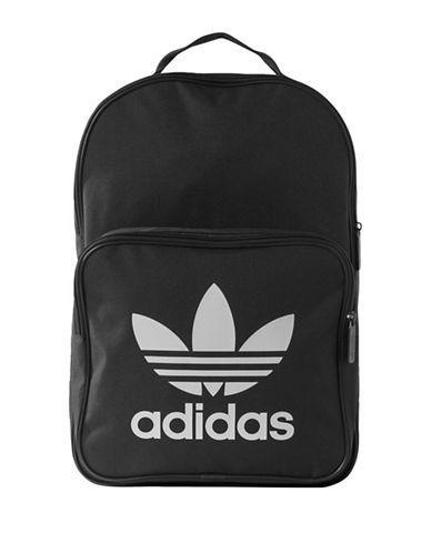 Adidas Originals Trefoil Backpack-BLACK-One Size
