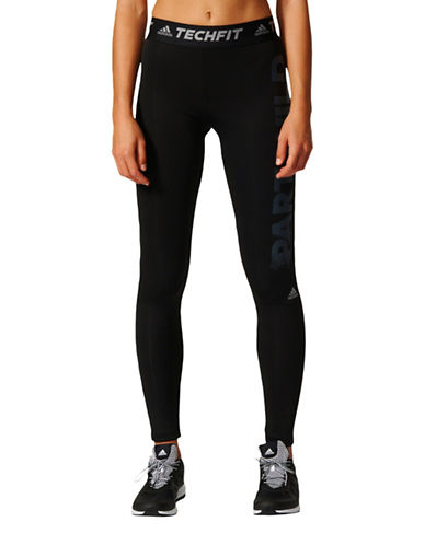 Adidas Techfit Part Wild Long Tights-BLACK-X-Large 89247627_BLACK_X-Large