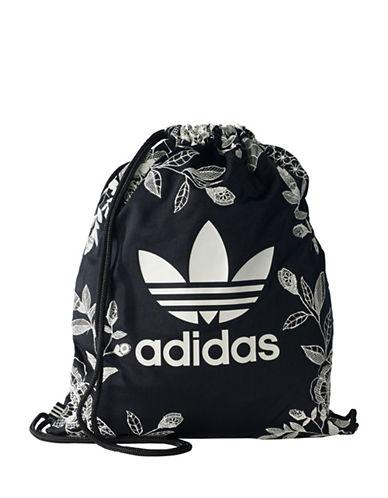 Adidas Giza Gym Sack-BLACK-One Size