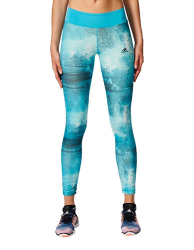 Adidas Ultimate Long Tights-BLUE-X-Large 89170812_BLUE_X-Large