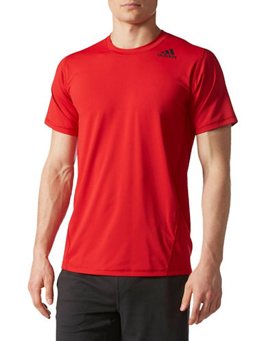 Adidas Utility Tech T-Shirt-RED-X-Large 89668632_RED_X-Large