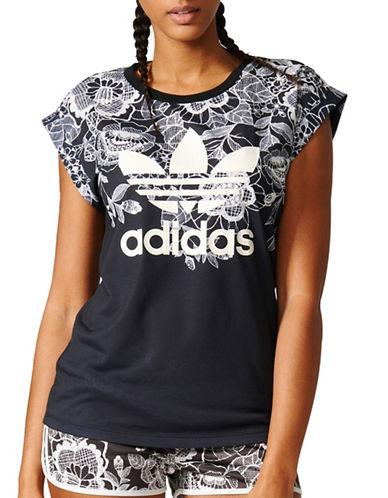 Adidas Florido Tee-BLACK-Small 89080375_BLACK_Small