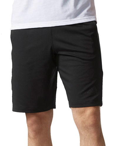 Adidas Athlete ID Shorts-BLACK-Medium