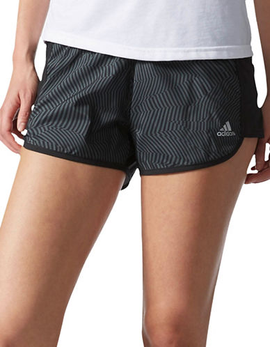 Adidas 100-Meter-Dash Graphic Shorts-BLACK-Large 89178227_BLACK_Large