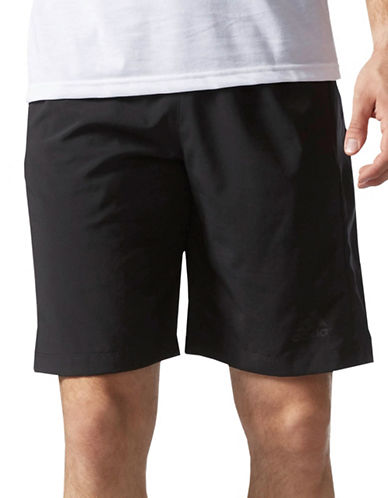 Adidas Design 2 Move Shorts-BLACK-Large