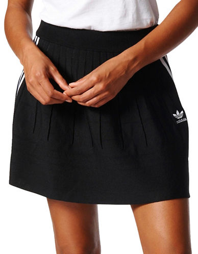 Adidas Three-Stripes Skirt-BLACK-Medium 89247630_BLACK_Medium