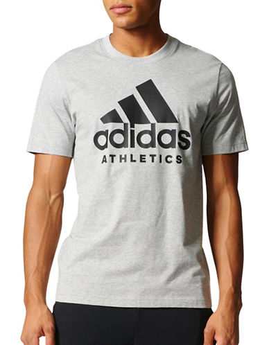 Adidas Sport ID T-Shirt-GREY-Medium 88905309_GREY_Medium