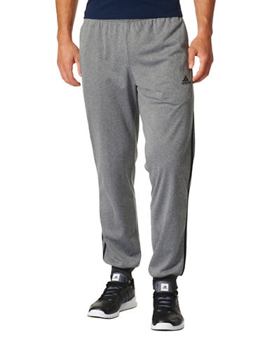 Adidas Essentials 3-Stripes Pants-GREY-Small 88908052_GREY_Small