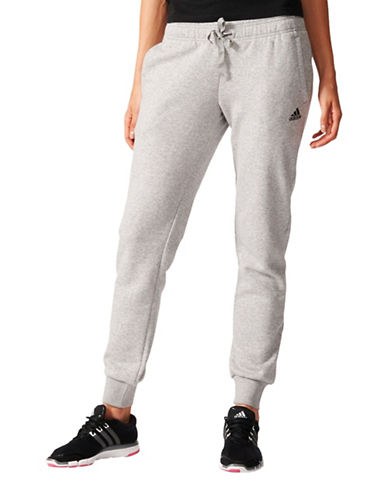 Adidas Essentials Solid Pants-GREY-Medium 88886810_GREY_Medium