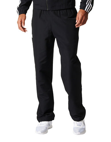 Adidas Essentials Stanford 2.0 Pants-BLACK-Medium