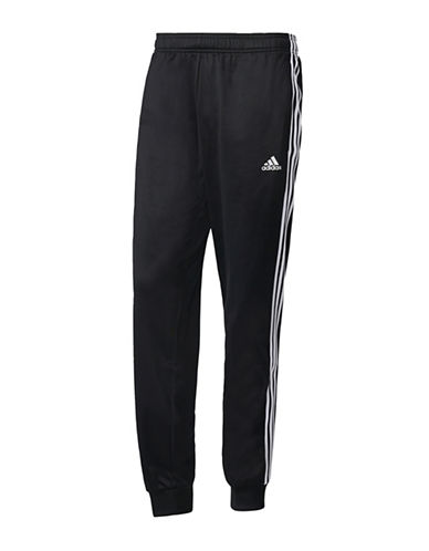 Adidas Essentials 3-Stripes Pants-BLACK-XX-Large 88908130_BLACK_XX-Large