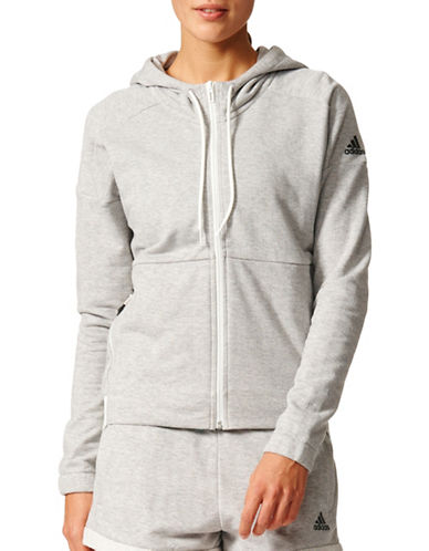Adidas Away Day Hoodie-GREY-Large 89178141_GREY_Large