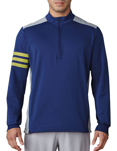 Adidas Golf Competition Gold Sweatshirt-BLUE-Small 89106815_BLUE_Small
