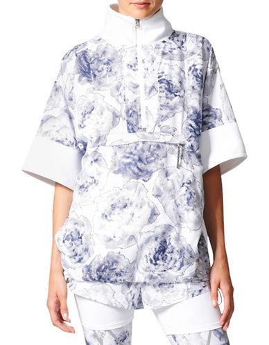 Stella Mccartney Run Floral Pullover-WHITE-Small 89184838_WHITE_Small