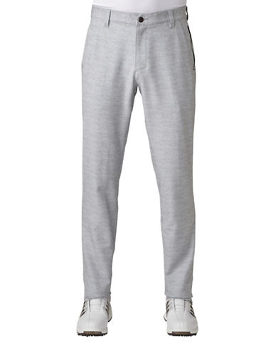 Adidas Golf Ultimate 365 Prime Heather Golf Pants-GREY-40X32 89106803_GREY_40X32