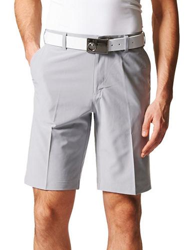 Adidas Golf Ultimate Slim Fit Shorts-GREY-38