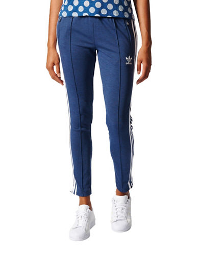 Adidas Superstar Track Pants-BLUE-Small 89080343_BLUE_Small