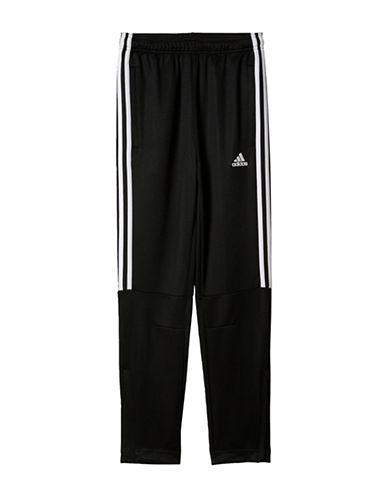 Adidas 3 Stripes Tiro Pants-BLACK-Small