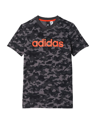 Adidas Essentials Linear T-Shirt-BLACK-Medium 88985032_BLACK_Medium