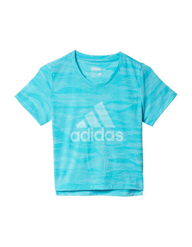 Adidas Aeroknit Burnout Boxy Tee-BLUE-14