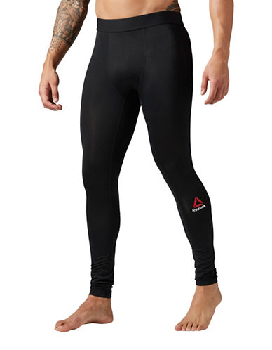 Reebok Power Compression Tights-BLACK-XX-Large 88907647_BLACK_XX-Large