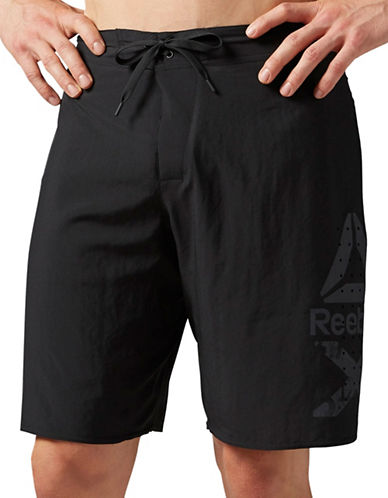 Reebok 2-In-1 Board Shorts-BLACK-Medium 88907594_BLACK_Medium