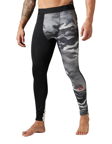 Reebok Camo Compression Tights-BLACK-Large 89027164_BLACK_Large