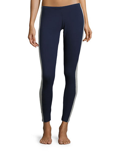 Reebok Fitness Leggings-BLUE-Large 88877734_BLUE_Large