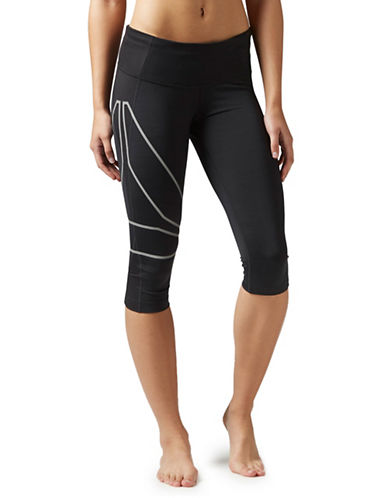 Reebok Running ActivChill Tehnology Tights-BLACK-X-Large 89041093_BLACK_X-Large