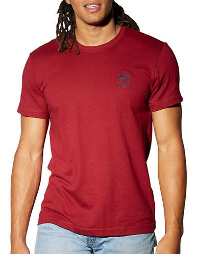 Reebok Classic Starcrest T-Shirt-BLUE-Medium