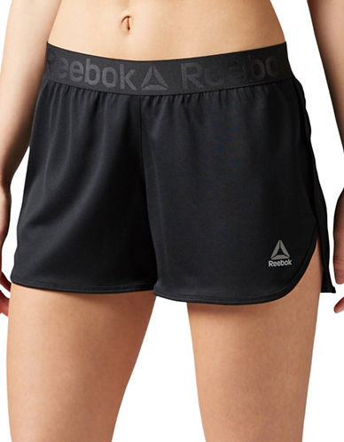 Reebok Workout Ready Woven Shorts-BLACK-Medium 89271255_BLACK_Medium