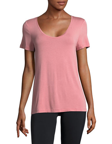 Reebok Favorite Tee-PINK-Small 89588497_PINK_Small