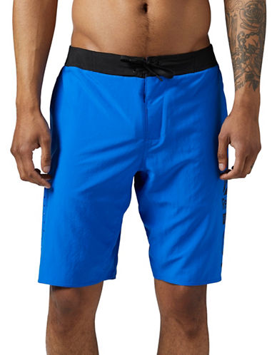 Reebok Epic Two-in-One Shorts-BLUE-Medium