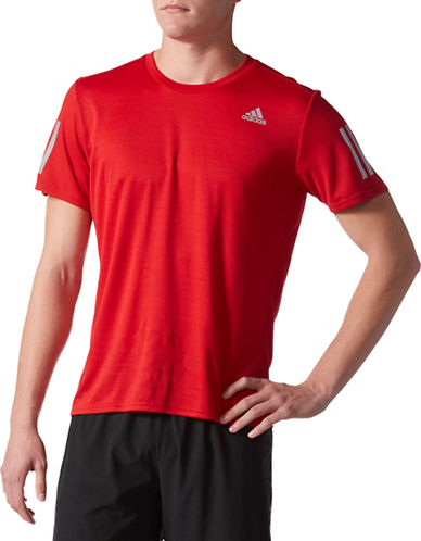Adidas Response Running T-Shirt-RED-Large 89036288_RED_Large