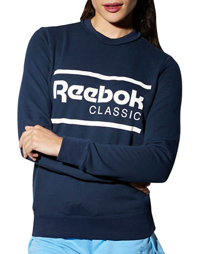 Reebok F Iconic Crew Sweatshirt-BLACK-X-Large 89177289_BLACK_X-Large