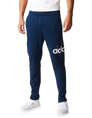 Adidas Logo Sweatpants-BLUE-Medium 89379061_BLUE_Medium
