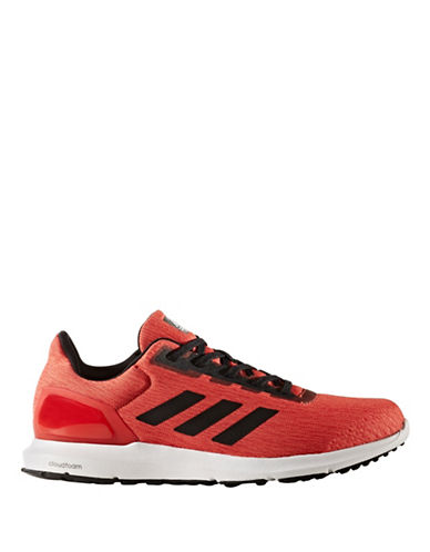 Adidas Mens Cosmic 2.0 Running Shoes-RED-9.5